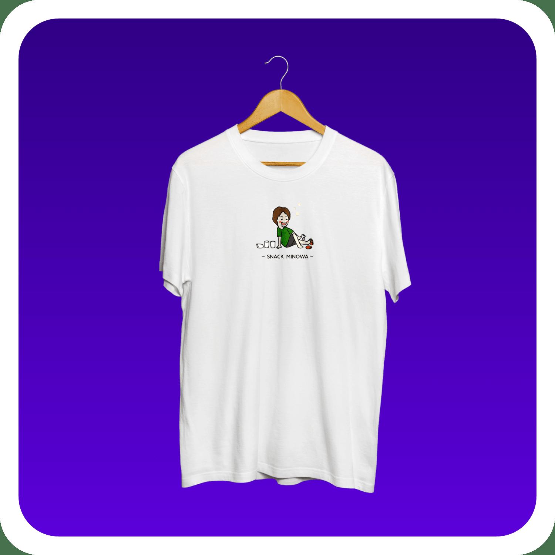 スナック箕輪グッズ・スナック箕輪ゆるTシャツの画像